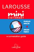 Larousse Mini Dictionary French English / English French