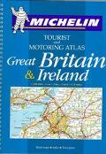 Tourist and Motoring Atlas: Great Britain & Ireland (Road Atlas)