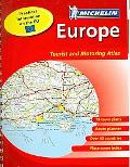 Europe Tourist & Motoring Atlas