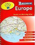 Europe Tourist & Motoring Atlas