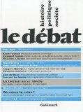 Le Dbat, N 162, novembre-dc (French Edition)