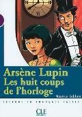 Arsene Lupin, les Huit Coups de L'Horloge, Niveau 1