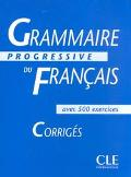 Grammaire Progressive Du Francais Level 2 Corriges