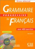 Grammaire Progressive Du Francais (French Edition)