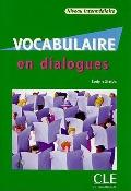 Vocabulaire En Dialogues + Audio CD (Intermediate) (French Edition)