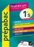 Prepabac Tout-en-un: Toute La 1e S (French Edition)