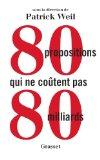 80 Propositions qui ne cotent pas 80 milliards (French Edition)