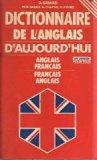 Dictionnaire de l'anglais d'aujourd'hui (Presses-pocket)