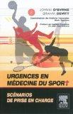 Urgences en mdecine du sport (French Edition)