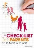 La check-list des parents de 18 mois  18 ans (French Edition)