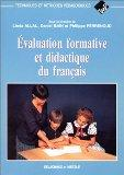 Evaluation formative et didactique du franais