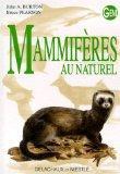 Mammifres au naturel