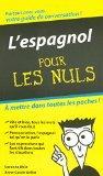 L'espagnol pour les Nuls (French Edition)