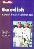 Swedish Phrase Book - Berlitz Publishing
