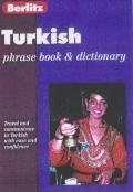 Turkish Phrase Book - Berlitz Editors - Paperback - REV