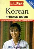 Berlitz Korean Phrase Book & Dictionary - Berlitz Publishing - Paperback - REV