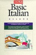 Italian: Basic Deluxe Version (Berlitz)