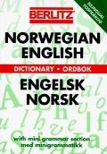 Berlitz Norwegian/English Dictionary