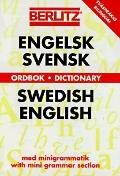 Berlitz Swedish/English Dictionary