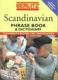 Berlitz Scandinavian Phrase Book & Dictionary 5 Key Languages Spoken Across Scandinavia