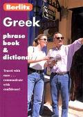 Berlitz Greek Phrase Book