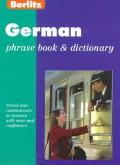 German:phrase Book+dictionary