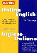 Berlitz Italian-English Dictionary/Dizionario Englese-Italiano