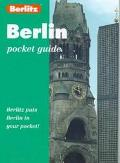 Berlitzs Pocket Guide: Berlin (1999)