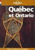 Lonely Planet Quebec Et Ontario