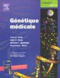 Gntique mdicale (French Edition)