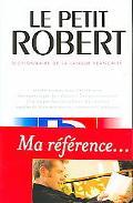 Nouveau Petit Robert Dictionnaire De LA Langue Francaise
