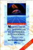 management des operations de commerce international (corrige)