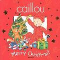 Caillou Merry Christmas