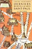 Derniers rendez-vous au metro Saint-Paul (French Edition)