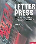 Letterpress New Applications For Traditional Skills
