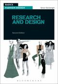 Basics Fashion Design: Research & Design (Second Edition)