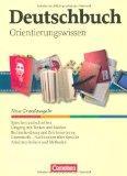 Deutschbuch 5.-10. Schuljahr. Schlerbuch. Orientierungswissen