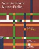 New International Business English. Workbook. Deutsche Ausgabe