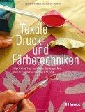 Textile Druck- und Frbetechniken