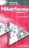 New Headway English Course, Elementary, 2 Class Cassettes