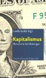 Kapitalismus: Historische Annaherungen (German Edition)