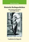 Römische Rechtsgeschichten : über Ursprung und Evolution Eines Sozialen Systems