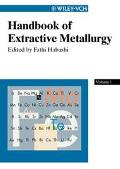 Handbook of Extractive Metallurgy