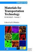 Materials for Transportation Technology