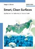 Smart, Clean Surfaces : Applications from the Laboratory to Industrial Scale