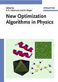New Optimization Algorithms in Physics