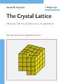 Crystal Lattice Phonons, Solitons, Dislocations, Superlattices