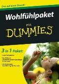 Mein Wohlf�hlpaket f�r Dummies : 'Gl�ck f�r Dummies', Pocketbuch 'Wohlf�hl-Yoga f�r Dummies'...
