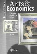 Arts & Economics Analysis & Cultural Policy