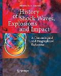 History of Shock Waves, Explosions And Impact A Chronological And Biographical Reference